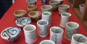 陶炎祭 陶器