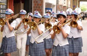 ハートランド倉敷 吹奏楽パレード