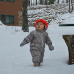 赤ちゃん 防寒