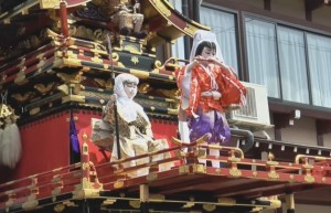 古川祭 子供歌舞伎