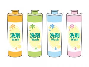 洗剤 イラスト