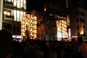京都 祇園祭 宵山 山鉾