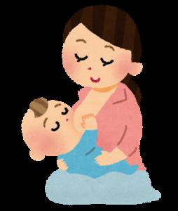 母親 赤ちゃん