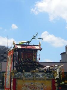 京都 祇園祭 山