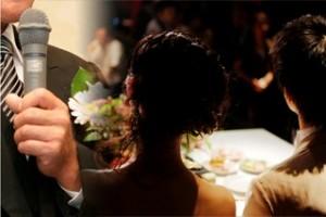 スピーチ 結婚式