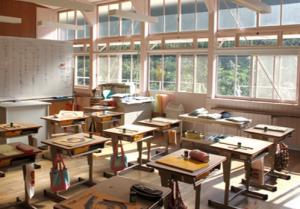 小学校 教室