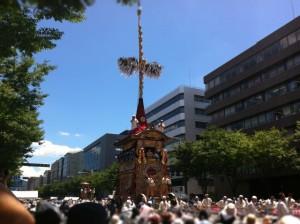 京都 祇園祭 鉾
