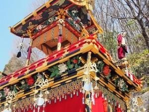 高山祭り 屋台