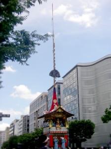 京都 祇園祭 長鉾