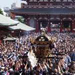 浅草三社祭2017の日程とスケジュール。見どころや由来は?