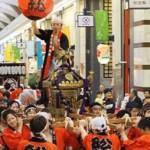 富山の山王祭2017の日程とスケジュール。露店の時間は?