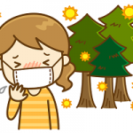 スギ花粉症 アレルギー