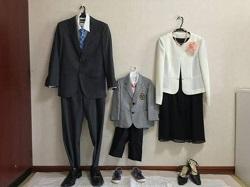 入学式 スーツ 親子