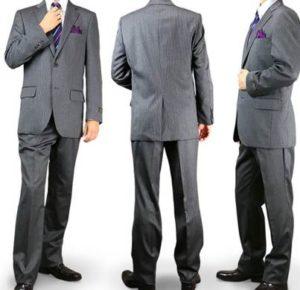 メンズ ビジネススーツ