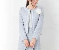 入学式 母親 スーツ