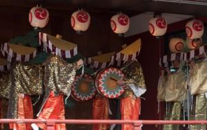 浅草三社祭 びんざさら舞