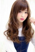 ロング 髪型