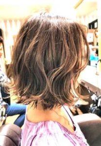 女性 髪型 ソフトウェーブ