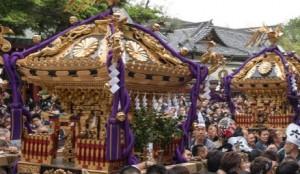 府中くらやみ祭り 神輿