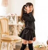 キュロットスカート スーツ