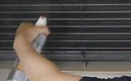 エアコン フィン 洗浄