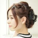 結婚式二次会の髪型まとめ。自分で簡単にする方法は?