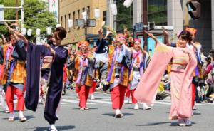 博多どんたく祭り どんたくパレード