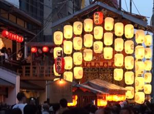 京都 祇園祭 後祭 宵山