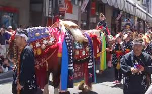 チャグチャグ馬コ パレード