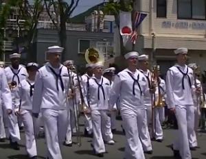 下田黒船祭 公式パレード