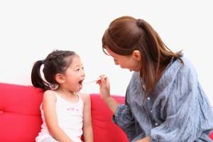 母親 子供 歯磨き