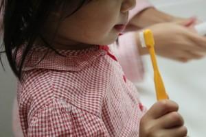 子ども 歯磨き