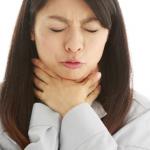 喉の痛みの原因は?一週間も治らないのはストレスや病気?