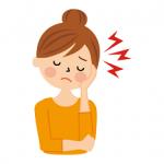 頭痛 女性 イラスト