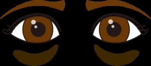 目の下 クマ