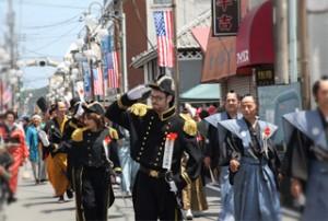 記念パレード
