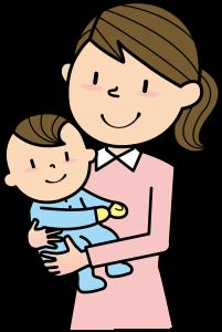赤ちゃん ママ イラスト