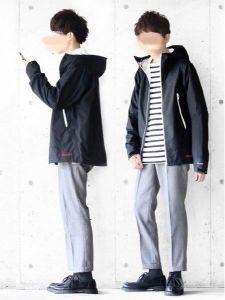 男性 服装 カジュアル