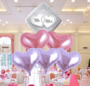結婚式 受付 装飾
