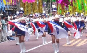 平塚七夕まつり パレード