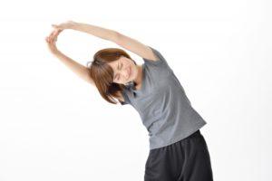 ストレッチ体操 女性