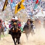 相馬野馬追2016の日程と見どころ。駐車場や交通規制情報。
