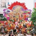 八戸三社大祭2016の日程。山車のおすすめ鑑賞場所は?