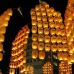 秋田竿燈まつり2017の日程と楽しみ方。夜竿燈見るならココ!