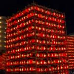 久喜提灯祭り2020の日程とスケジュール!鑑賞ポイントや駐車場は?