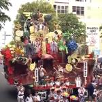 八戸三社大祭2017の日程。山車のおすすめ鑑賞場所は?