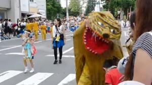 八戸三社大祭 虎舞