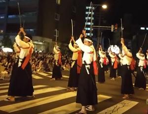 弘前ねぷたまつり 剣舞