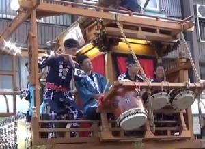 土浦きらら祭り 太鼓