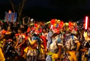 青森ねぶた祭り ハネト